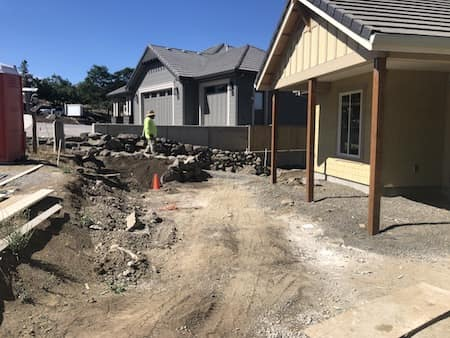 Before & After Photos Of Backyard In Pacific Northwest