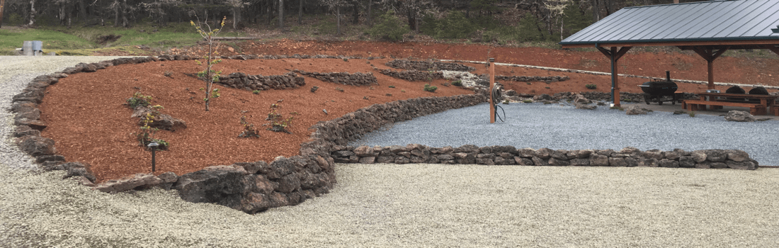 Landscaping With Natural Rock