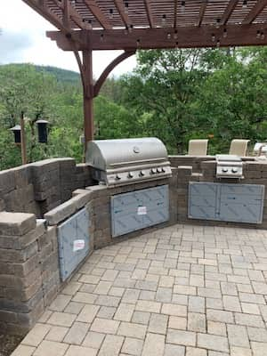 Outdoor kitchen In Medford, Oregon