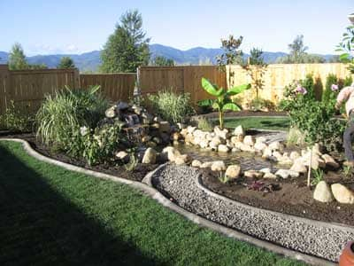Water Feature Landscaping