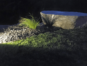 landscape accent lighting