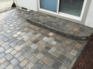 paver patio in medford