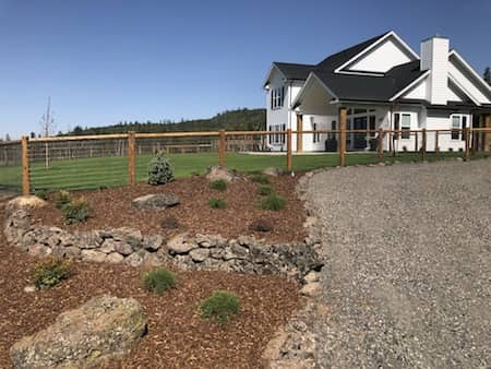 Landscaping Project In Eagle Point
