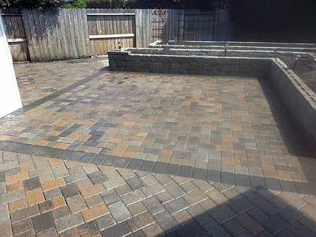 Patios With Pavers Projects