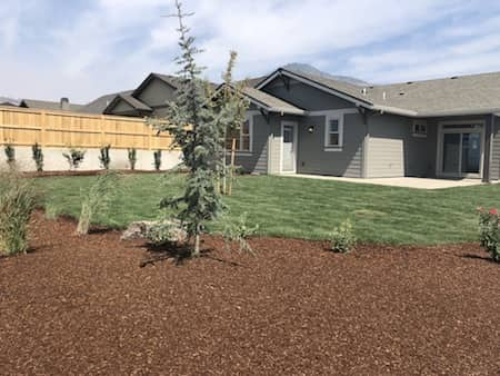Sonoma Development Landscaping Contractor - New Home Construction